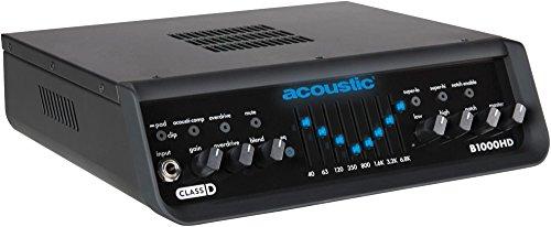 1000 watt bass amp head - 1