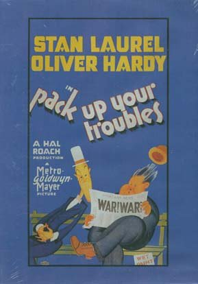 Pack Up Your Troubles (Laurel & Hardy) (Laurel And Hardy Pack Up Your Troubles)