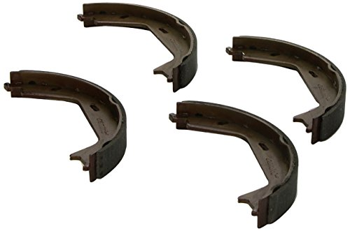 Volvo Parking Brake Cable - Centric Parts 111.08290 Brake Shoe