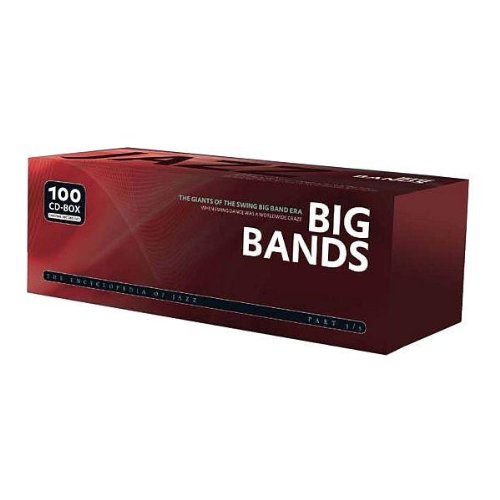Worlds Greatest Jazz Collection: Big Bands - The Giants of the Swing Big Band Era (Tool Band Box Set)
