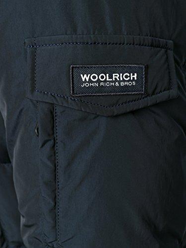 Giacca Blu Uomo Woolrich Poliammide Wocps2607sm20324 Outerwear zOXWaRadq
