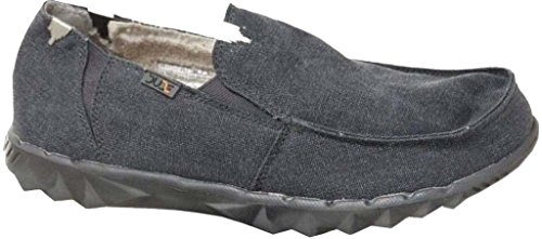 Hey Mec Farty Chalet Océano Toile Mens Slipons Chaussures