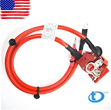 New Battery Cable Plus Pole 61129253111 for BMW F20 F21 F22 F87 F23 From CA