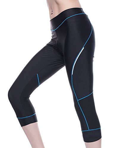 4ucycling-Women-Premium-3D-Padded-Breathable--Cycling-Tights