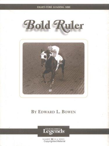 Bold Ruler (Thoroughbred Legends) pdf