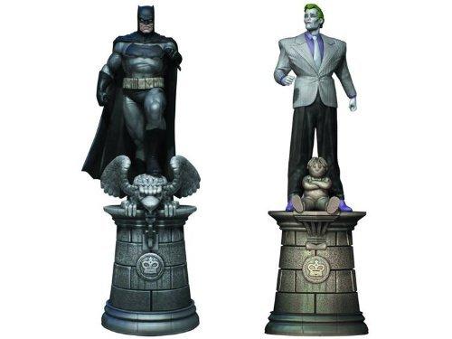 DC Chess Figure /& Collector Magazine Special #1 Batman /& Joker Kings Eaglemoss APR121365H