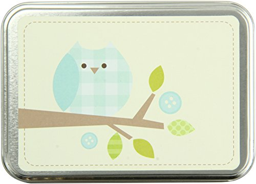 Pepper Pot Tin Box Notecard, Sweet Baby Boy