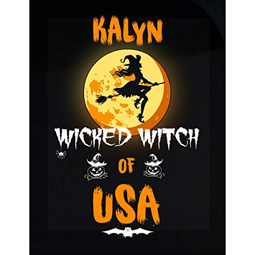 Inked Creatively Kalyn Wicked Witch of USA