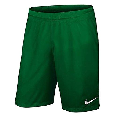 Nike kids laser III training shorts Verde / Blanco (Pine Green/White) c7nClHTI