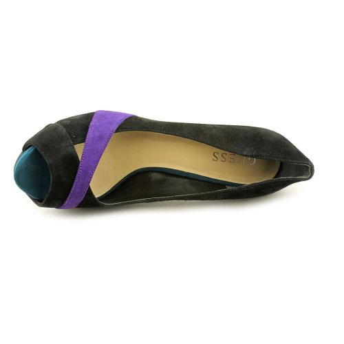 Guess Shoes Isila - Nero Multi Suede Nero Multi Suede