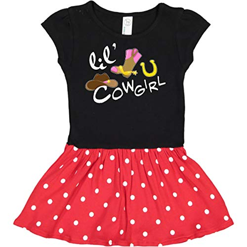 ant Dress 24 Months Black & Red with Polka Dots 2a4d2 ()
