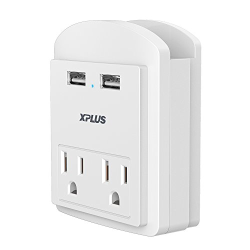 Great way to add a USB charger to your outlet