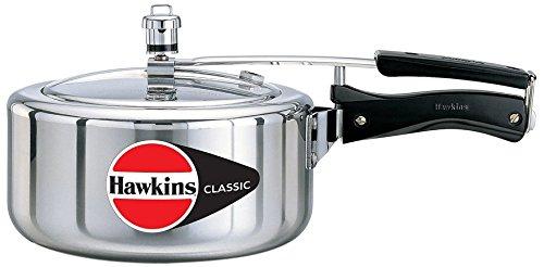 Hawkins Classic Aluminum 3.5-Liter Pressure Cooker