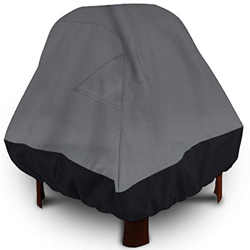 North East Harbor Patio Stand-Up Fire Pit Outdoor Cover 35