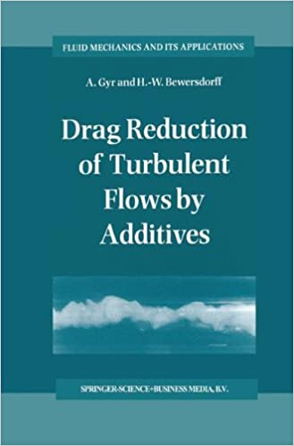 Book Drag Reduction of Turbulent Flows by Additives (Fluid Mechanics and Its Applications)