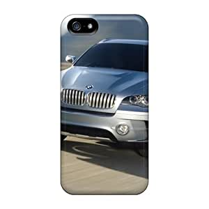 PzE5559rSEe Cases Covers Protector For Iphone 5/5s Bmw Concept X6 Active Hyprid Front Cases Black Friday