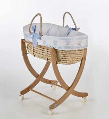 (Pali Designs Isabella Moses Basket)