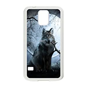 Dances with Wolves Personalized Cover Case with Hard Shell Protection for SamSung Galaxy S5 I9600 Case lxa#268462 by mcsharks