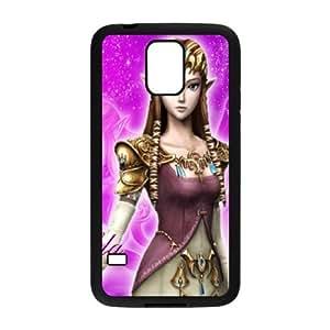Samsung Galaxy S5 Cell Phone Case Black Super Smash Bros Princess Zelda 006 GY9162426