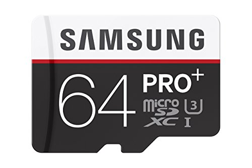 Samsung Pro Plus 64GB MicroSDXC Memory Card --- 95MB/s Read, 90MB/s Write (MB-MD64DA/APC)