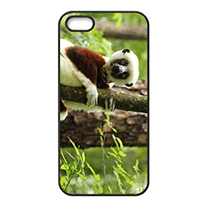Wild Monkey Hight Quality Plastic Case for Iphone 5s by icecream design