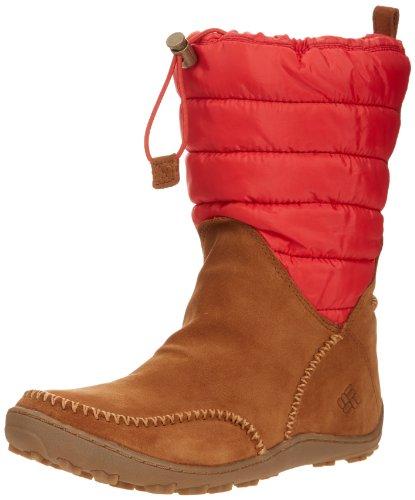 Columbia Women's Minx Moccasin Omni-Heat Winter Boot