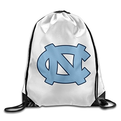 - JOKEme North Carolina Tar Heels University Logo Drawstring Backpacks/Bags