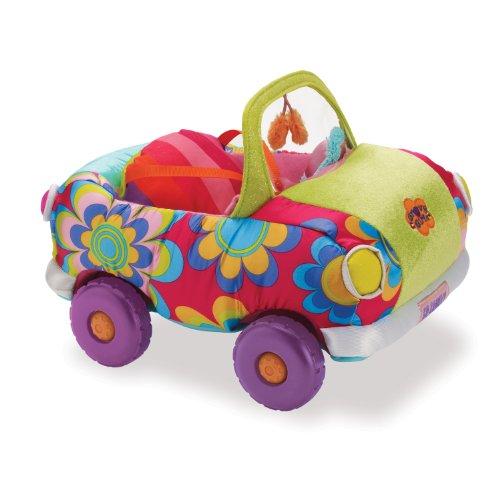 Manhattan Toy Groovy Wheelin Vehicle