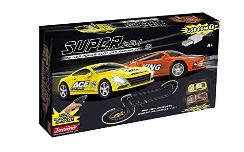 Joysway Super 251 USB Power Slot Car Racing Set from Joysway