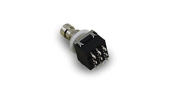 TTone nueva 9 pines 3PDT efectos de guitarra eléctrica Pedal ...