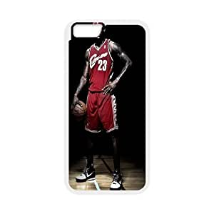 Unique Design -ZE-MIN PHONE CASE For Apple Iphone 6 Plus 5.5 inch screen Cases -Lebron James Design Series Pattern 12