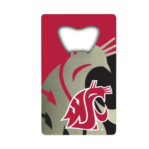 NCAA Washington State Cougars Credit Card Style Bottle Opener