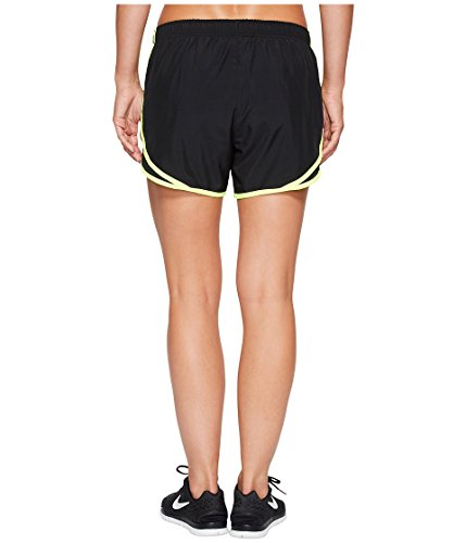 Women's Short Tempo black Nike volt Black PqxOdOw0