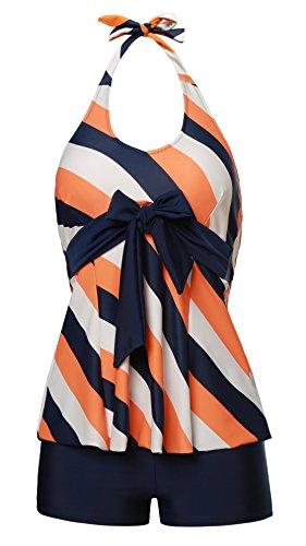 MiYang Womens Tankini Bathing Swimwear product image