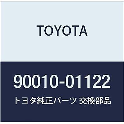 Toyota 90010-01122 Air Conditioner Control Bulb: Automotive