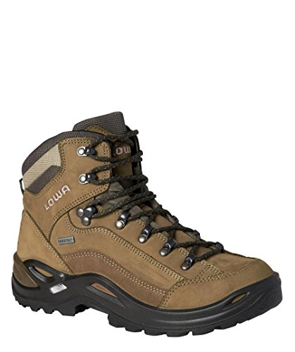 Lowa Renegade GTX Mid Women Wide Stone grey - grey iP65q