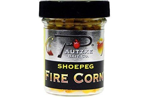 Pautzke Shoepeg Fire Corn - Yellow by Patzuke
