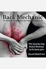 Back Mechanic by Dr. Stuart McGill (2015-09-30) Paperback