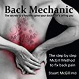 Back Mechanic by Dr. Stuart McGill (2015-09-30)