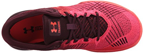 Shoes Women's Raisin TR Marathon Threadbourne Red Training Red Red AW17 Armour Under Push nHTpq6UYw