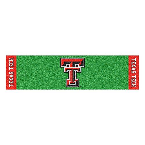 Fan Mats Texas Tech University Putting Green Runner ()