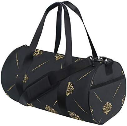 ボストンバッグ シームレスなバロック 黄金ヴィンテージ ジムバッグ ガーメントバッグ メンズ 大容量 防水 バッグ ビジネス コンパクト スーツバッグ ダッフルバッグ 出張 旅行 キャリーオンバッグ 2WAY 男女兼用