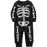 Carter's Baby Skeleton Jumpsuit 6 Months