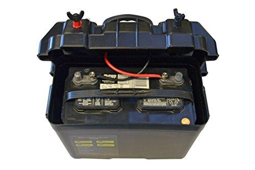 Best newport vessels trolling motor smart battery box for Best trolling motor battery