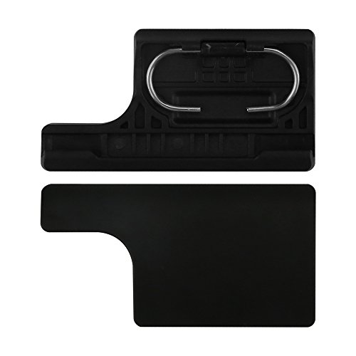 T.Face Plastic Lock Buckle Clip for Gopro Hero 3+ 4 Black Silver Cam Waterproof Protective Case Cover Mount for Go pro