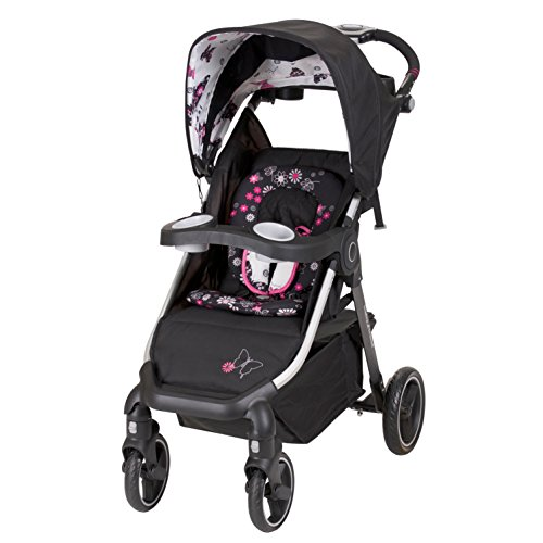 Baby Trend Quad-Flex Stroller, Zoe