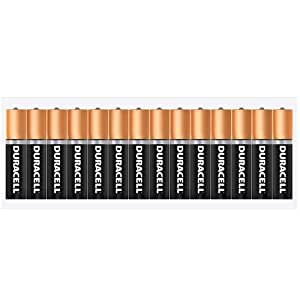 Duracell Coppertop Duralock AAA Batteries 14 Count