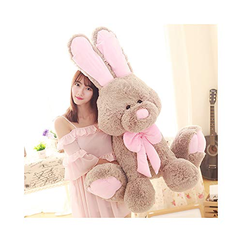Flodance 40/60/90 cm Soft Bunny Rabbit Plush Toy Placating Toys for Children or ()