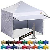 Best 10x10 Canopies - ABCCANOPY 10x10 EZ Pop up Canopy Tent Instant Review