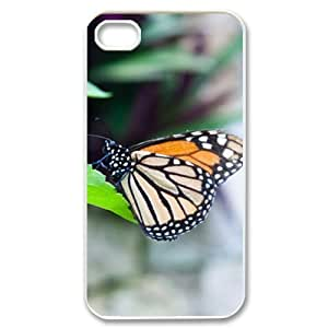 Butterfly Popular Case for Iphone 4,4S, Hot Sale Butterfly Case